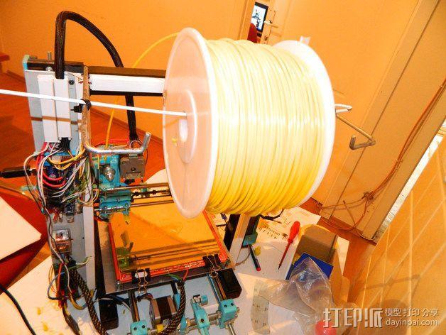 Prusa (iron) 3d打印机 3D模型  图3