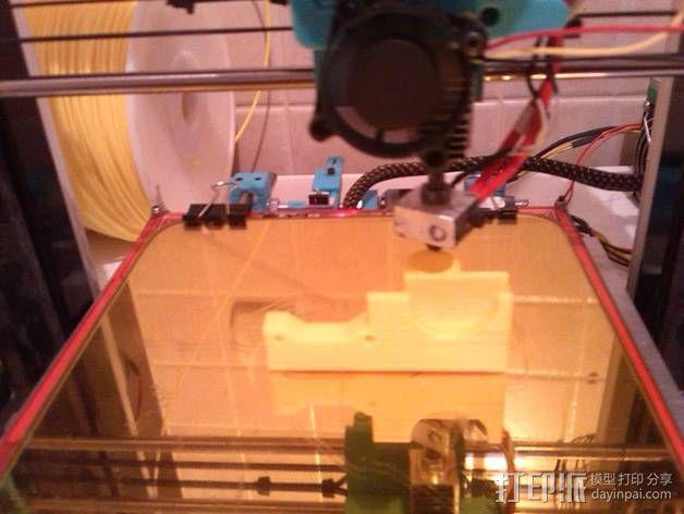 Prusa (iron) 3d打印机 3D模型  图10