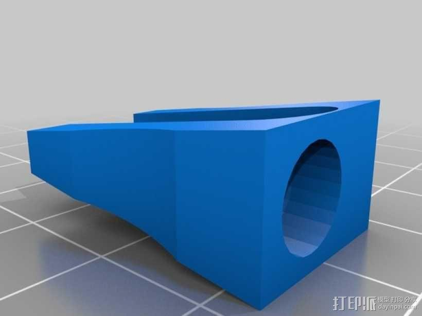 卷笔刀 3D模型  图2