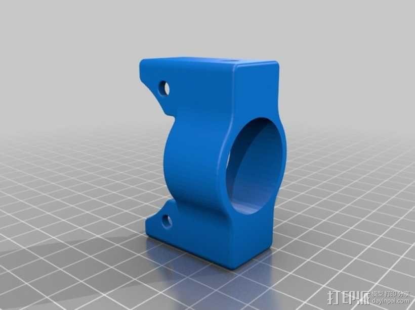 风扇架 3D模型  图7