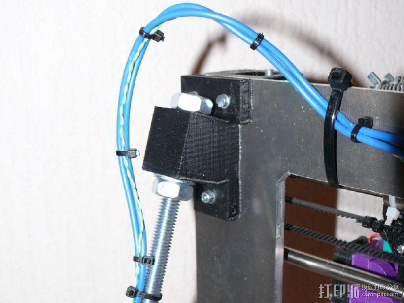 Prusa i3打印机稳定器 3D模型  图1