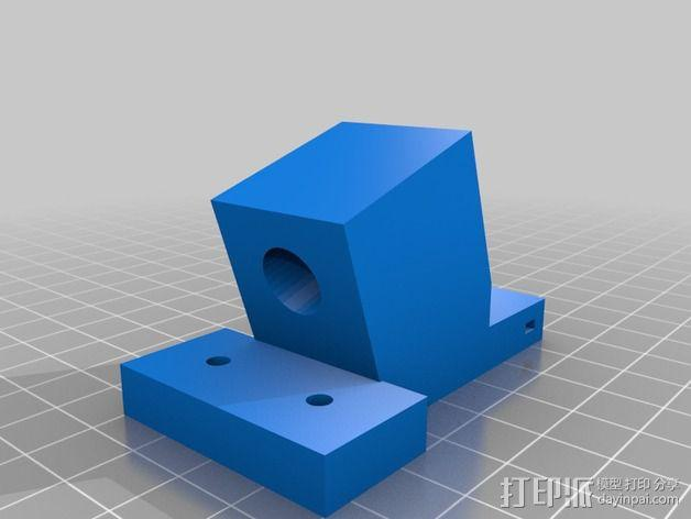 Prusa i3打印机稳定器 3D模型  图3