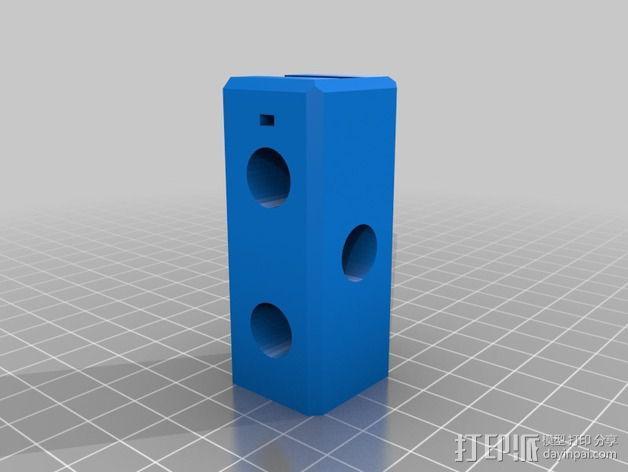 Prusa i3打印机稳定器 3D模型  图4
