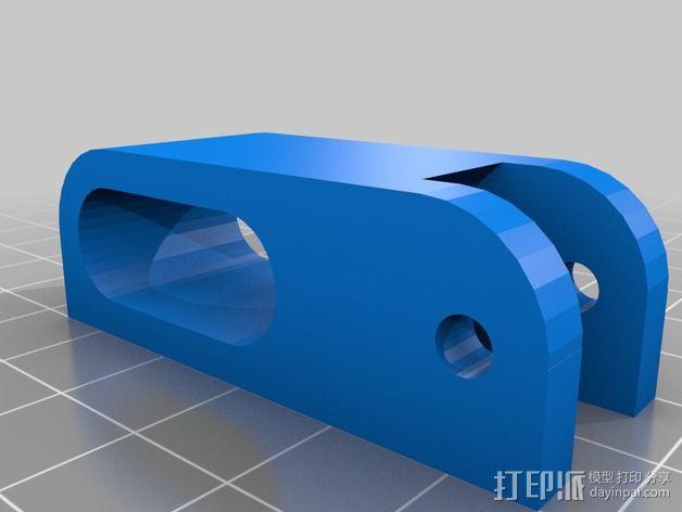 Prusa i3打印机稳定器 3D模型  图6