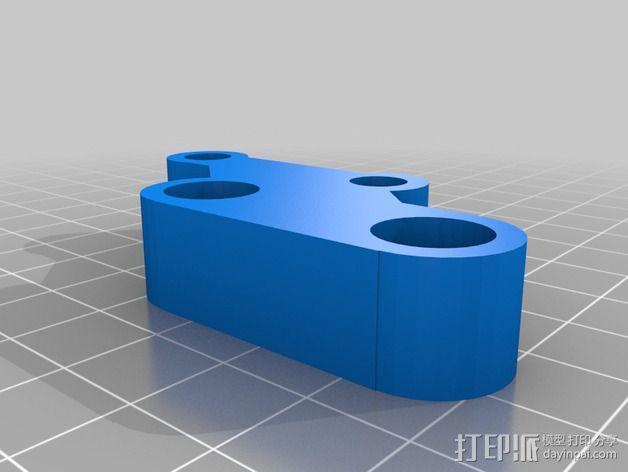 Prusa i3打印机稳定器 3D模型  图5