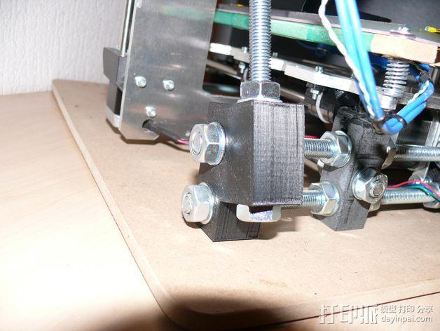 Prusa i3打印机稳定器 3D模型  图8