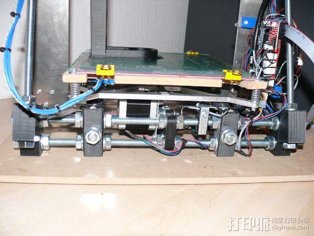 Prusa i3打印机稳定器 3D模型  图9