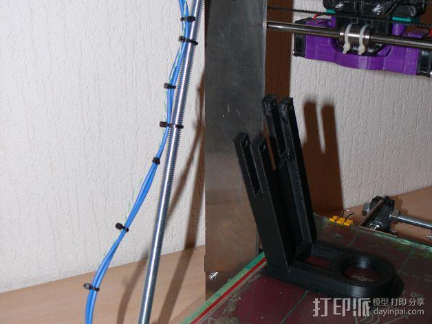Prusa i3打印机稳定器 3D模型  图10