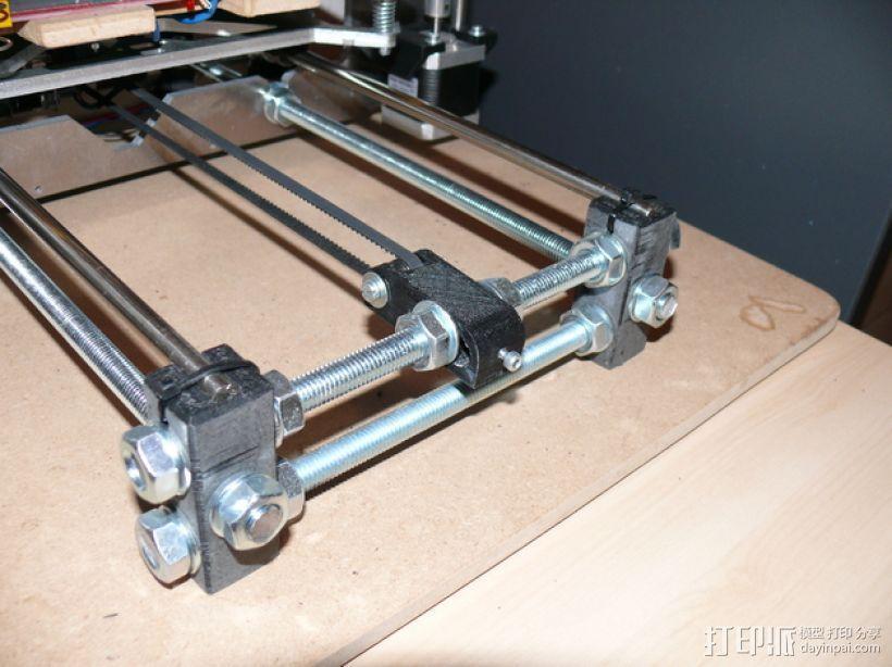 Prusa i3打印机稳定器 3D模型  图11