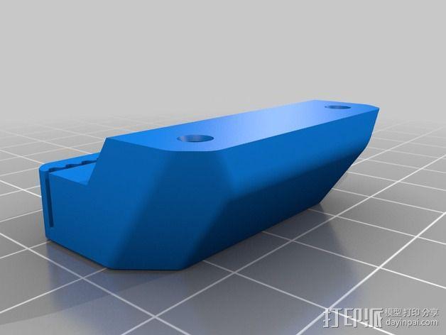 皮带连接器 3D模型  图5