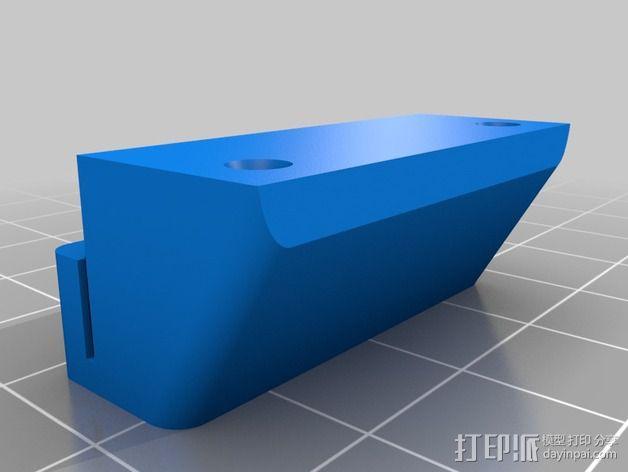 皮带连接器 3D模型  图6