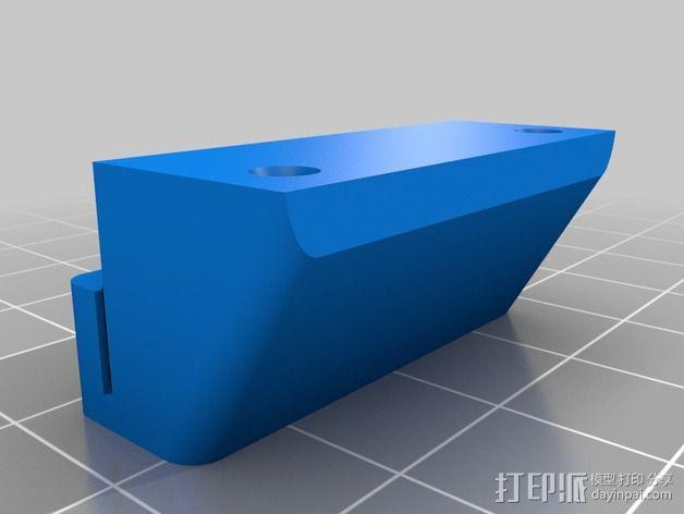 皮带连接器 3D模型  图7