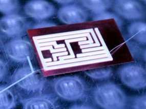 3D打印有弹性的电路板 3D模型