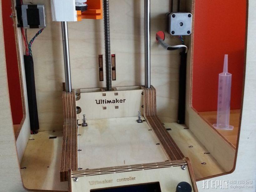 3D巧克力打印机 3D模型  图7