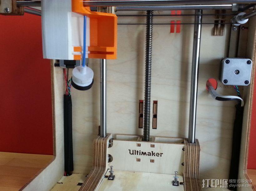 3D巧克力打印机 3D模型  图9