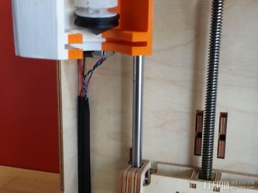 3D巧克力打印机 3D模型  图14