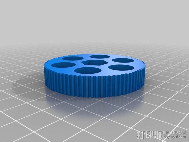 Itty Bitty  3D模型  图8