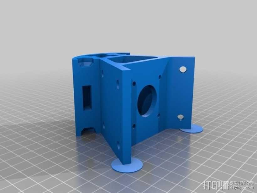 Delta'Q 3D打印机 3D模型  图10