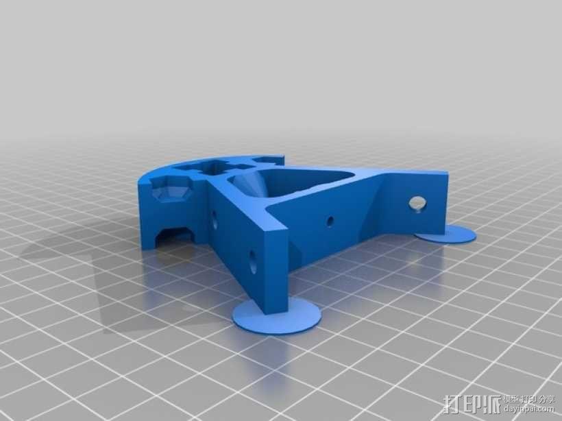 Delta'Q 3D打印机 3D模型  图9