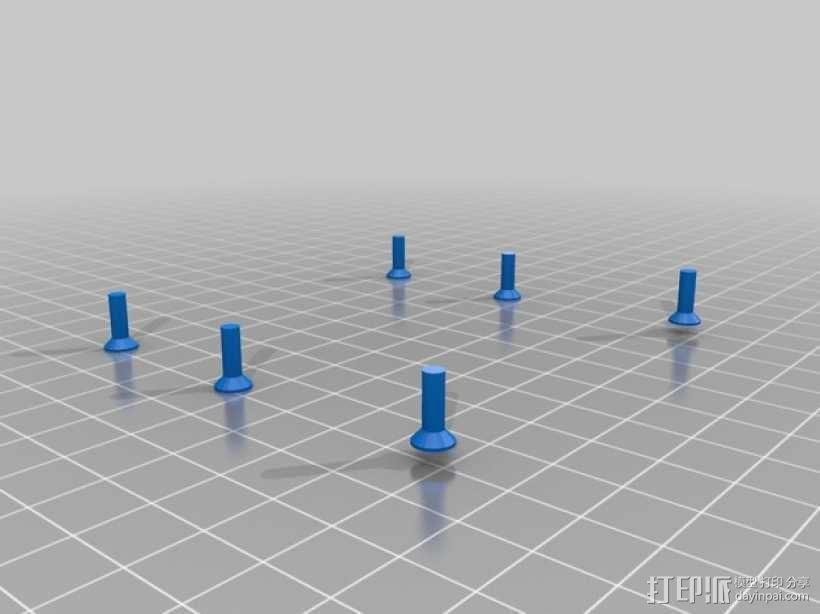 机械钟 3D模型  图6