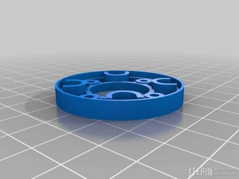 机械钟 3D模型  图16