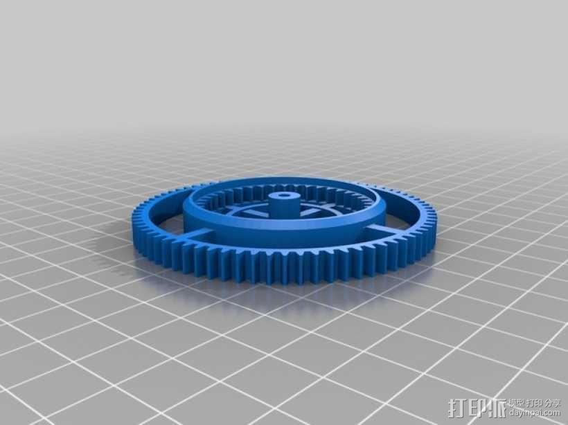 机械钟 3D模型  图19