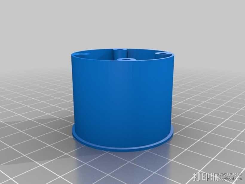 机械钟 3D模型  图21