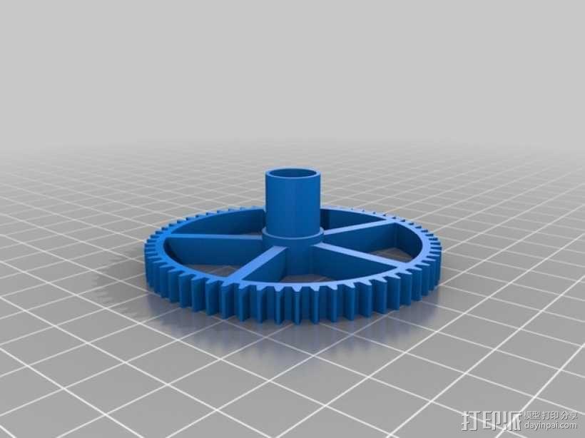 机械钟 3D模型  图38