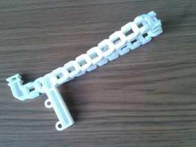 Prusa i3打印机锚链 3D模型