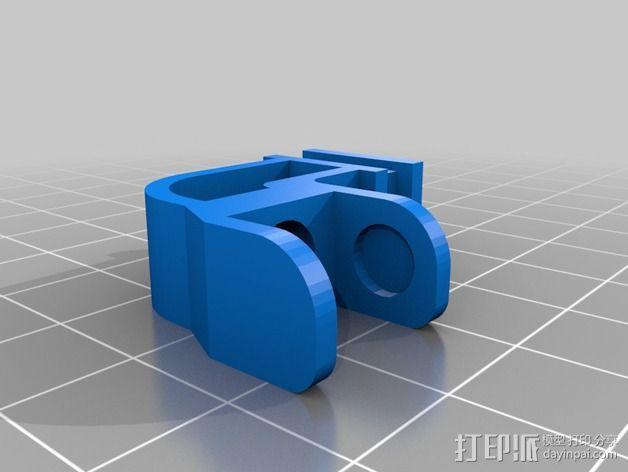 Prusa i3打印机锚链 3D模型  图4