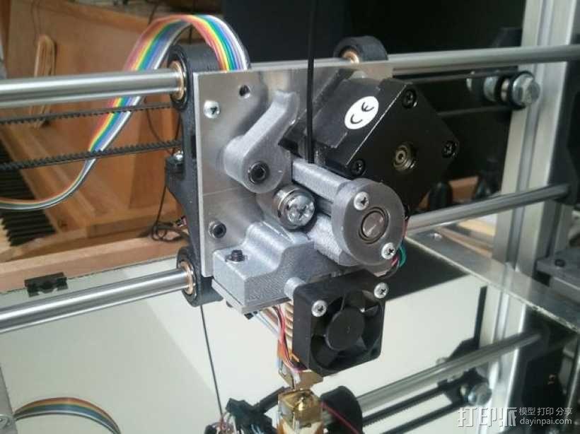 Mendel3D打印机 3D模型  图3