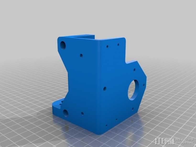 Mendel3D打印机 3D模型  图7