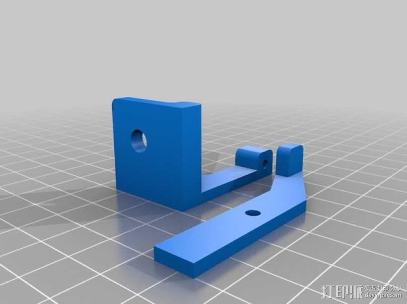Mendel3D打印机 3D模型  图8