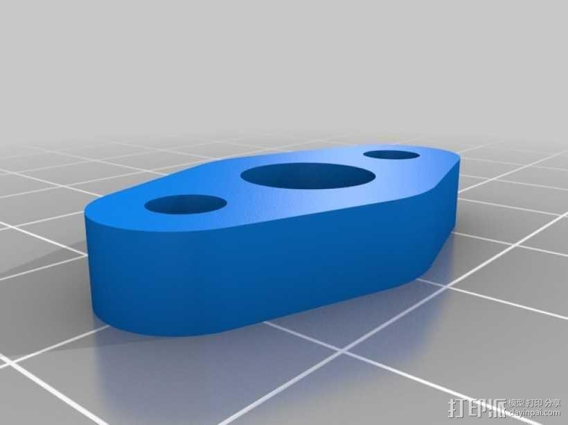 Mendel3D打印机 3D模型  图11