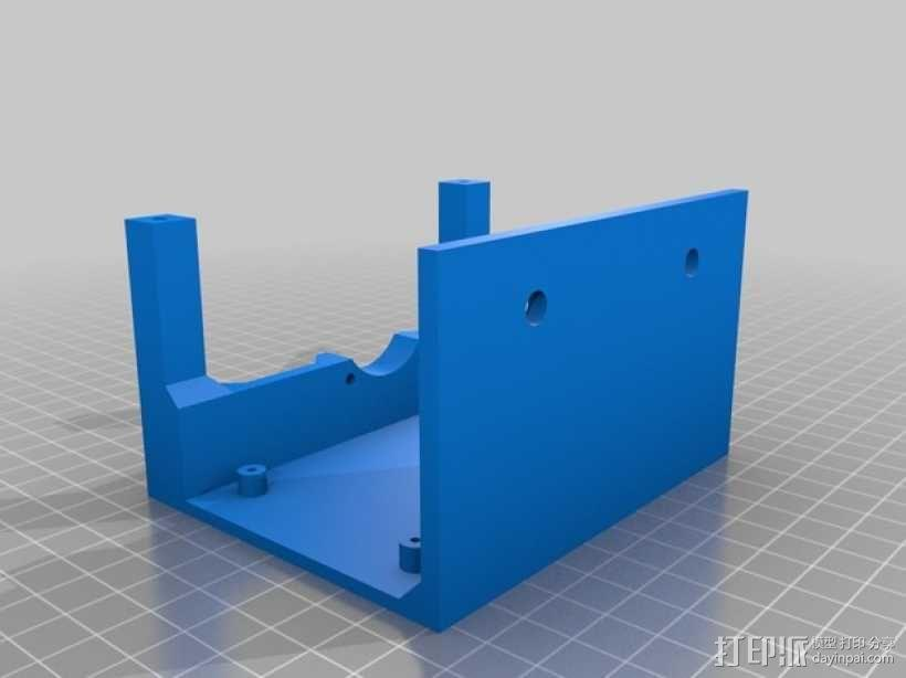 Mendel3D打印机 3D模型  图13