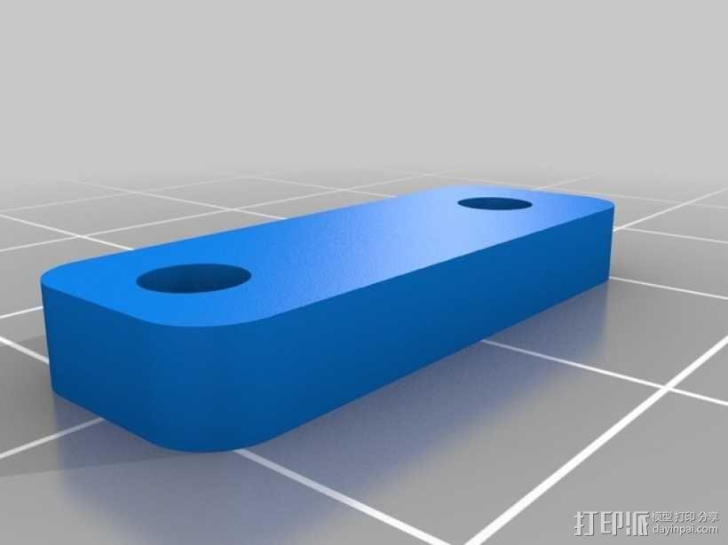 Mendel3D打印机 3D模型  图14