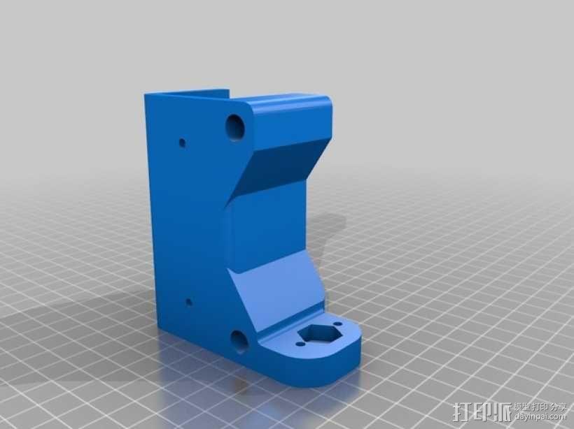 Mendel3D打印机 3D模型  图15