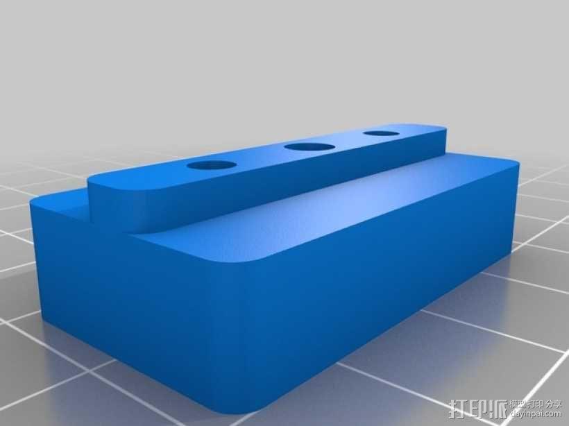 Mendel3D打印机 3D模型  图24