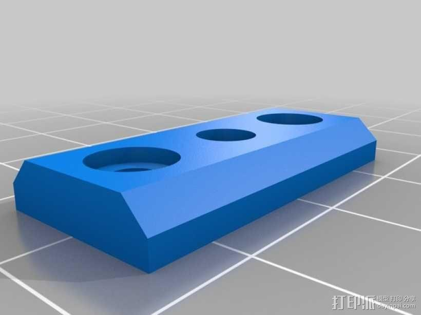 Mendel3D打印机 3D模型  图25