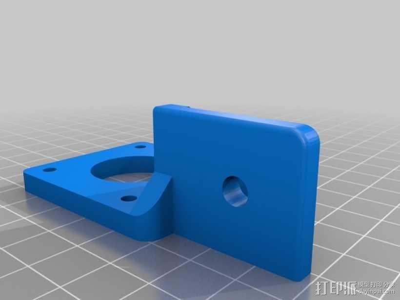 Mendel3D打印机 3D模型  图27