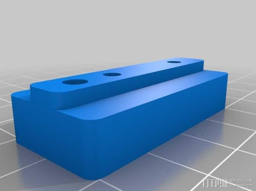 Mendel3D打印机 3D模型  图28