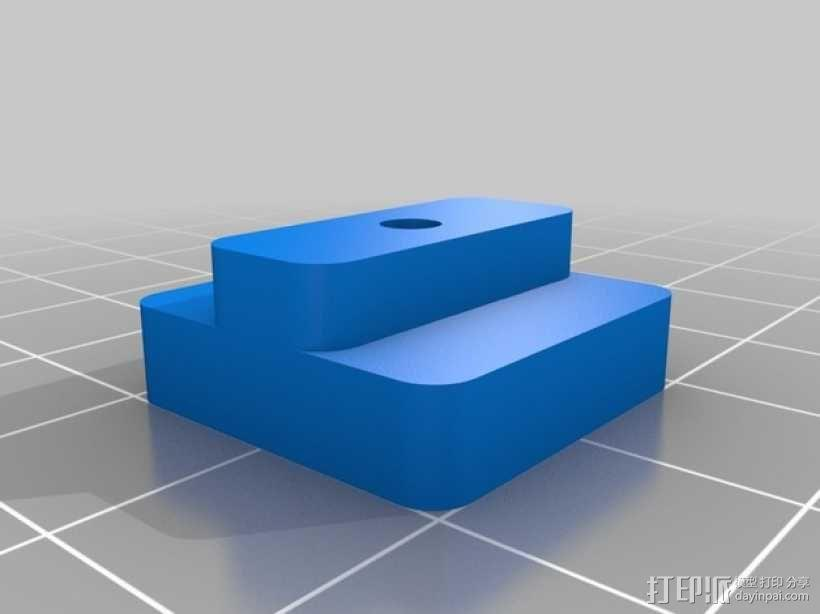 Mendel3D打印机 3D模型  图31