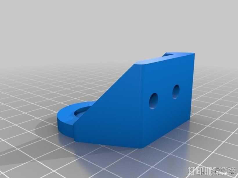 Mendel3D打印机 3D模型  图32