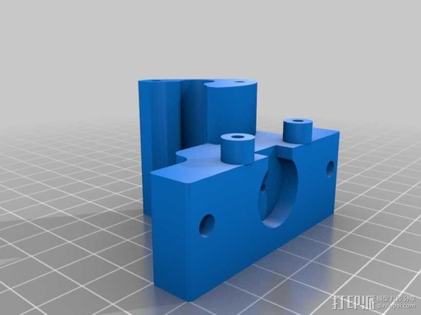 Mendel3D打印机 3D模型  图35