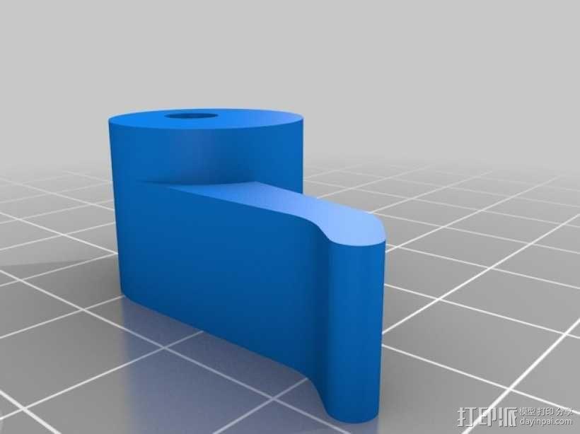 Mendel3D打印机 3D模型  图38