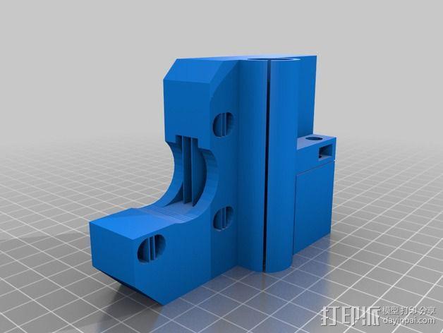 Pi-printer打印机 3D模型  图13