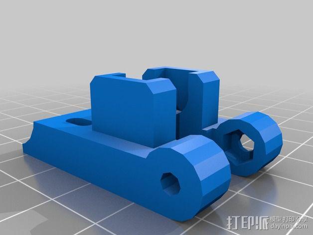 Pi-printer打印机 3D模型  图14