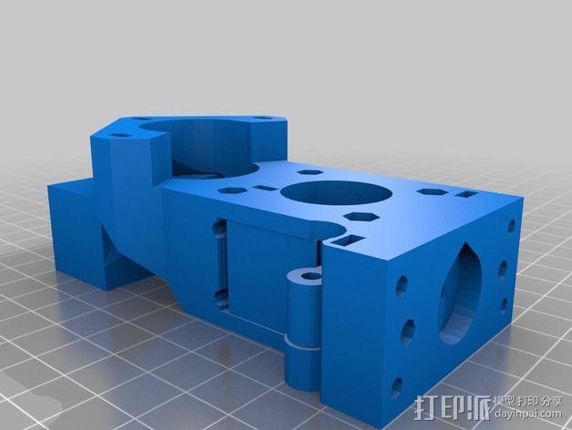 Pi-printer打印机 3D模型  图15