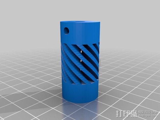 Pi-printer打印机 3D模型  图22