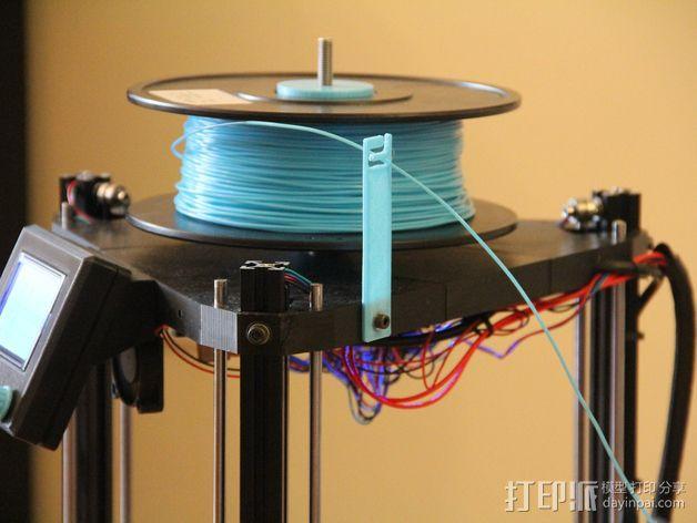 RepRap打印机控制器保护套 3D模型  图3